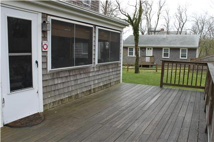 Eastham Cape Cod vacation rental - Deck #1