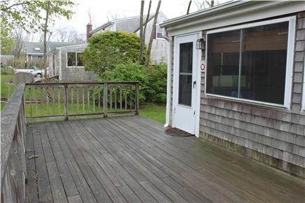 Eastham Cape Cod vacation rental - Deck #2
