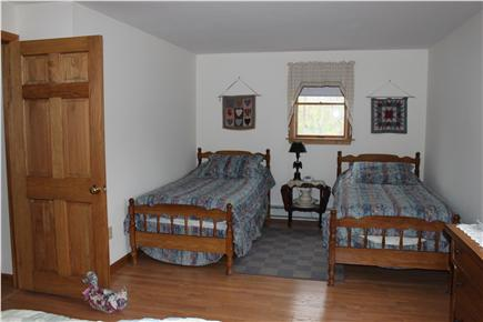 Eastham Cape Cod vacation rental - Bedroom #2 (2 Twins, 2nd floor)