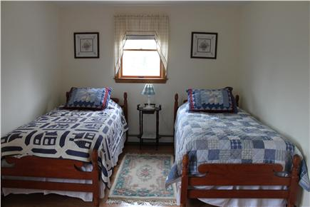 Eastham Cape Cod vacation rental - Bedroom #3 (2 Twins, 2nd floor)