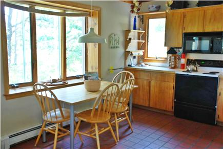 Wellfleet, Trotting Park - Near Town Cent Cape Cod vacation rental - Kitchen - Upper Level