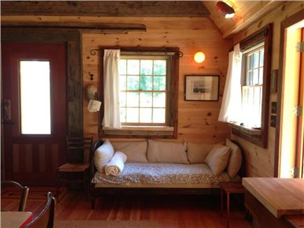 North Eastham Cape Cod vacation rental - Daybed reading nook