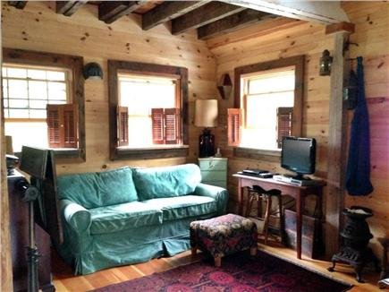 North Eastham Cape Cod vacation rental - Living room area