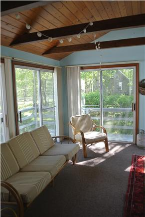 Brewster Cape Cod vacation rental - Three season porch