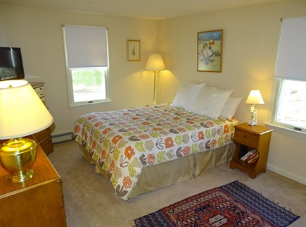 Brewster Cape Cod vacation rental - Queen bedroom with TV