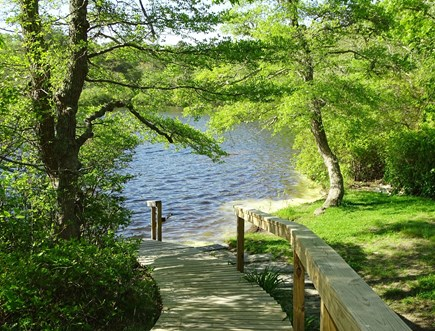 Brewster Cape Cod vacation rental - Slough Pond