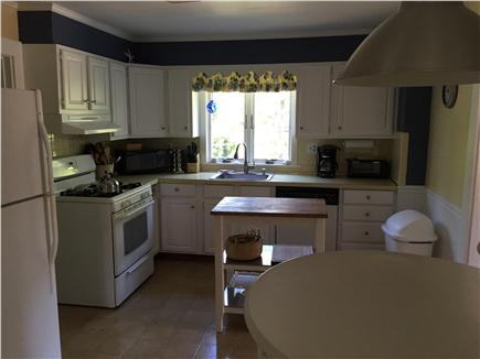 Hyannis Cape Cod vacation rental - Fully-equipped kitchen with pub style seating for two