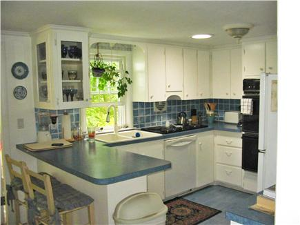 South Yarmouth Cape Cod vacation rental - Eat in kitchen.