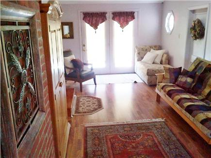 South Yarmouth Cape Cod vacation rental - Den off of kitchen.