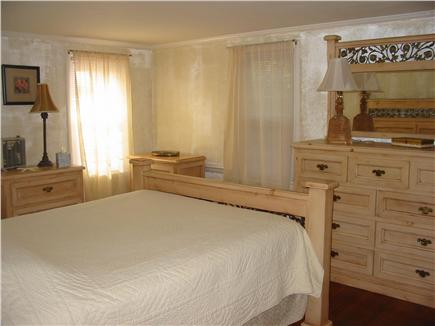 South Yarmouth Cape Cod vacation rental - Master bedroom.
