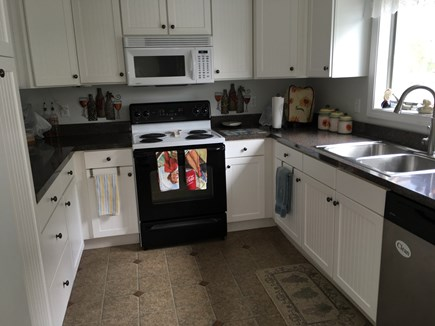 East Falmouth Cape Cod vacation rental - Kitchen; all amenities!