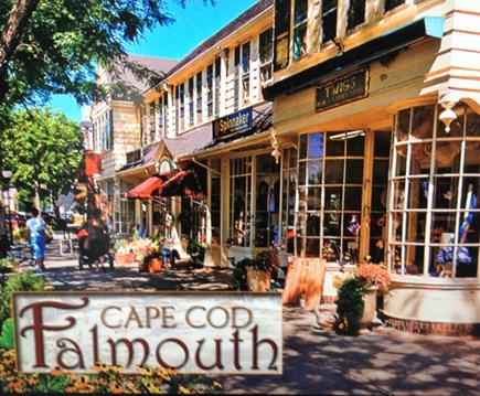 East Falmouth Cape Cod vacation rental - Downtown