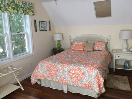 East Falmouth Cape Cod vacation rental - Large Master bedroom with Queen size bed.