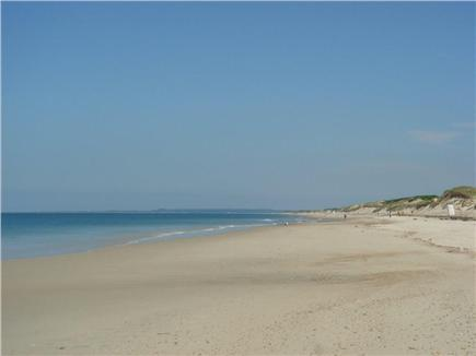 Barnstable Cape Cod vacation rental - Hike the trails and swim at Sandy Neck Beach