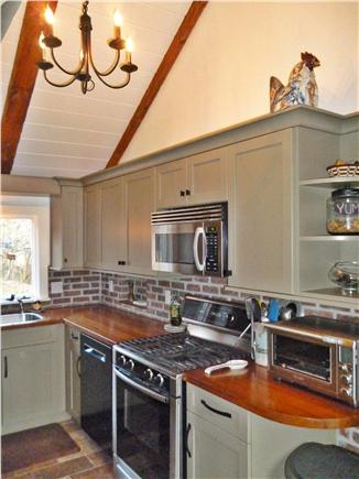 Barnstable Cape Cod vacation rental - Fully outfitted galley kitchen