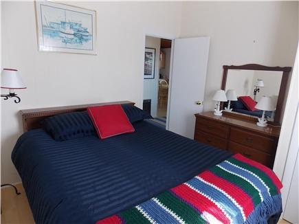 Wellfleet Cape Cod vacation rental - Queen bed is good quality for good night's sleep!