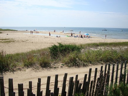 Wellfleet Cape Cod vacation rental - Summer beach