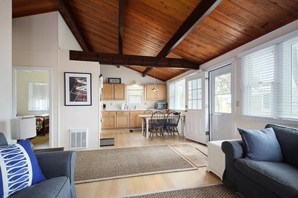 Wellfleet Cape Cod vacation rental - Open floor plan is spacious, good for family living