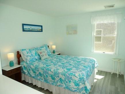 West Dennis Cape Cod vacation rental - Queen bedroom with water views