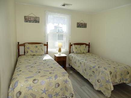 West Dennis Cape Cod vacation rental - Second twin bedroom, more views of the dunes