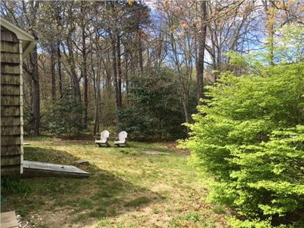 Hyannis Cape Cod vacation rental - Private Backyard