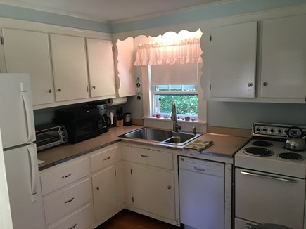 Hyannis Cape Cod vacation rental - Kitchen with dishwasher