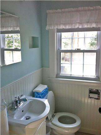 Hyannis Cape Cod vacation rental - Bathroom w/ Full Tub