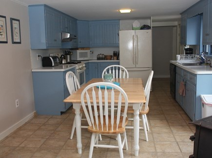 South Yarmouth Cape Cod vacation rental - Spacious kitchen with all amenities