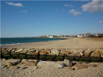 Falmouth Cape Cod vacation rental - White sands of Bristol Beach just a 1/2 mile away