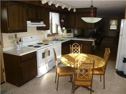 Falmouth Cape Cod vacation rental - Eat-in Kitchen