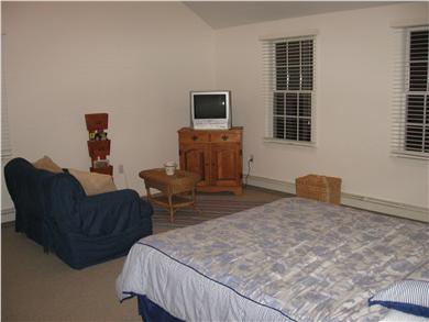 Dennis Cape Cod vacation rental - Master b.r. /queen bed/flat screen/DVD player(both new/not shown)