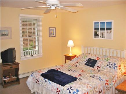 Dennis Cape Cod vacation rental - 1st flr. b.r./queen bed/ new flat screen t.v./dvd player(not show