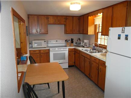 Brewster Cape Cod vacation rental - Fully equipped kitchen with all amenities (except dishwasher)