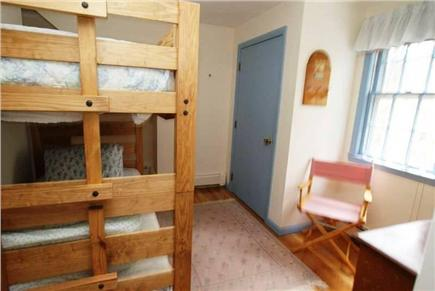 Eastham Cape Cod vacation rental - Bunk bedroom