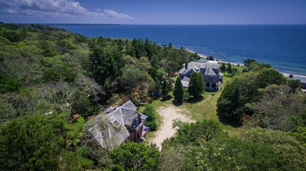 Onset, Great Neck MA vacation rental - House facing Buzzards Bay