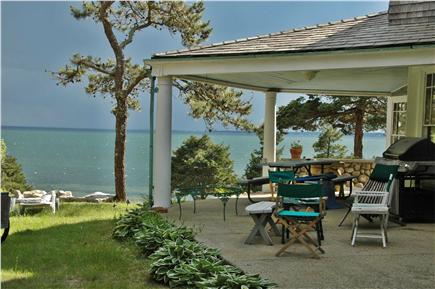 Onset, Great Neck MA vacation rental - East Side Porch