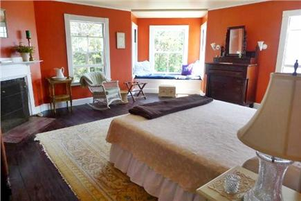 Onset, Great Neck MA vacation rental - Master Bedroom w/king bed