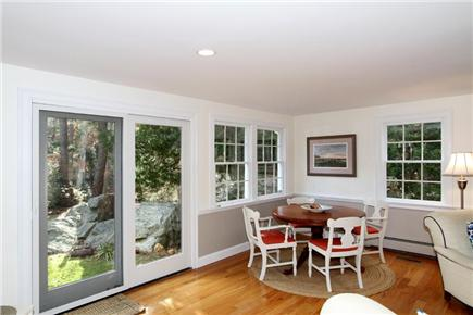 East Dennis Cape Cod vacation rental - Dining Area
