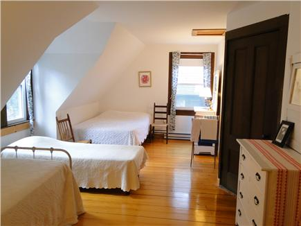 Pocasset, MA Cape Cod vacation rental - Newly refinished floors, bedroom sleeps 4