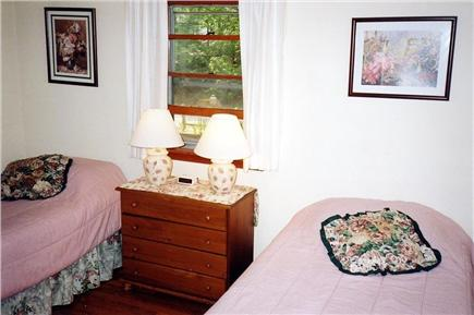 Falmouth Cape Cod vacation rental - Pink Twin BR 2nd Floor