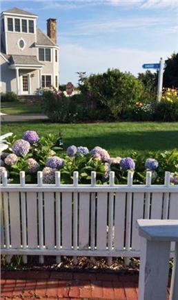 West Yarmouth Cape Cod vacation rental - Your view from front porch.