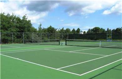 West Yarmouth Cape Cod vacation rental - Two Tennis Courts only available to our gated community.