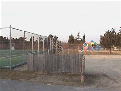 West Yarmouth Cape Cod vacation rental - Children's Playground adjacent to Tennis Courts.