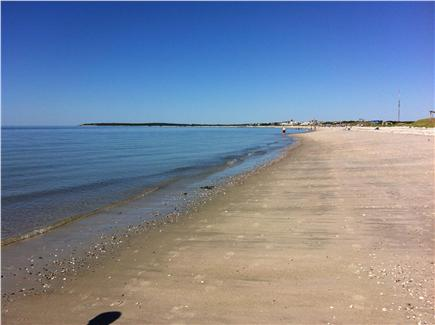 West Yarmouth Cape Cod vacation rental - Private 1/4 mile long beach.