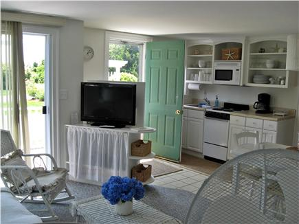 West Yarmouth Cape Cod vacation rental - Living Room 2B side of Duplex.