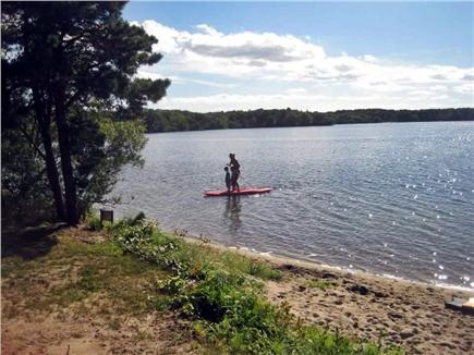 Harwich Cape Cod vacation rental - Explore the lake on our boats