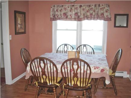 Harwich Cape Cod vacation rental - Dining Room with water view
