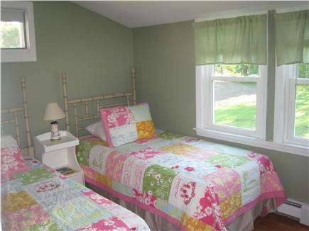 Harwich Cape Cod vacation rental - Twin Green Surf Bedroom