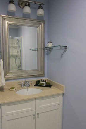 Hyannis, at Cape Codder Resort & Spa Cape Cod vacation rental - 3rd Bathroom in Living Area