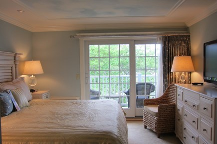 Hyannis, at Cape Codder Resort & Spa Cape Cod vacation rental - 1st Bedroom Master Suite with Patio - King Size Memory Foam Bed